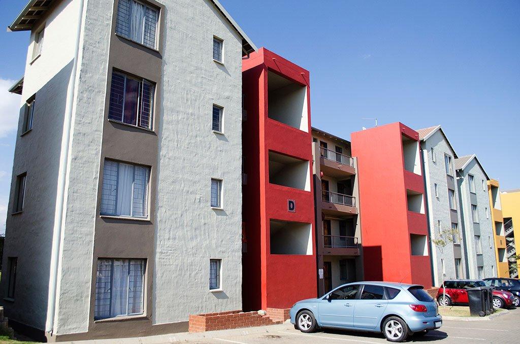 Fleurhof views - housing for rent