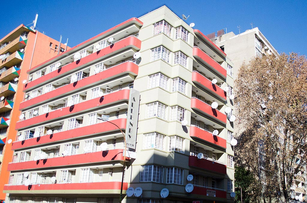 Allenby apartments for rent