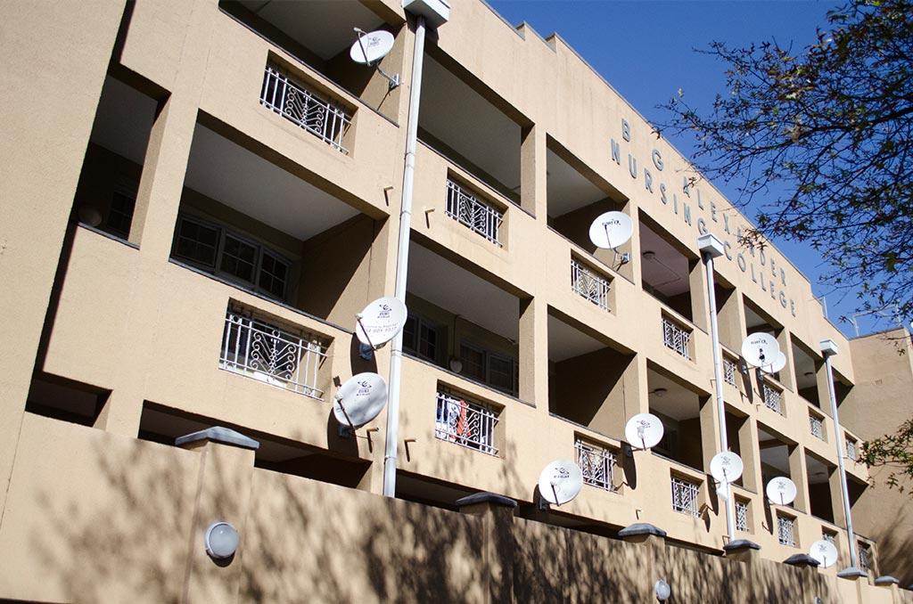 BG Alexander - housing for rent