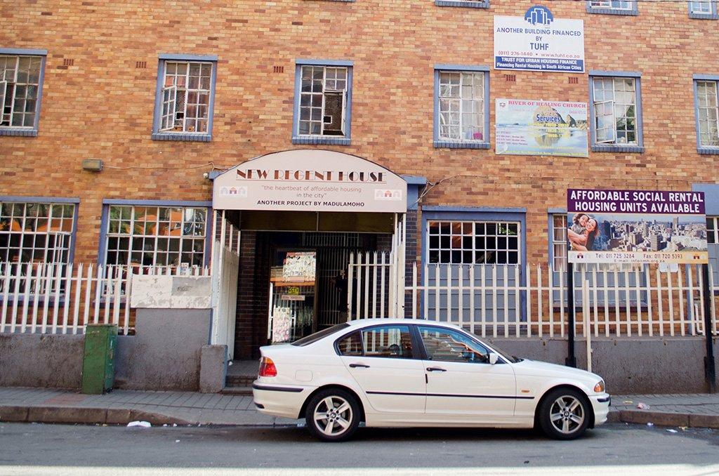 Regent Social housing units to rent