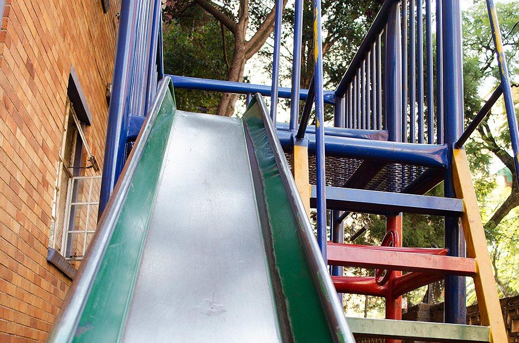 Regent Social housing playground